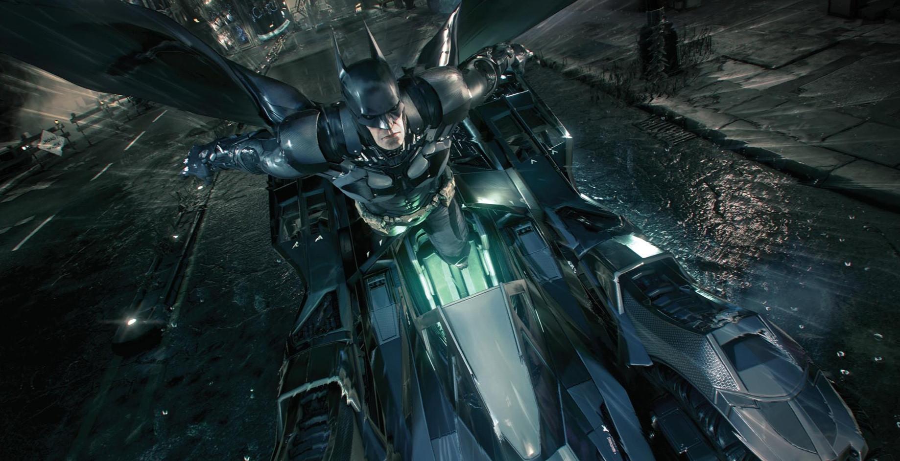 Batman Arkham Knight – как восстановить потерянные сохранения