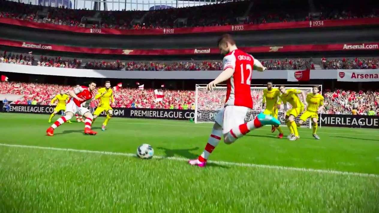Баг с непобедимым вратарем Кейлор Навас (Keylor Navas) в FIFA 15 на PS4