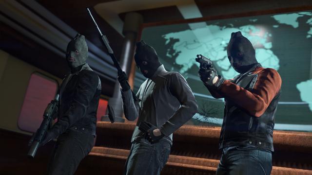 Найдена старая озвучка Ограблений в файлах GTA 5 Online – подробности новых «старых» ограблений
