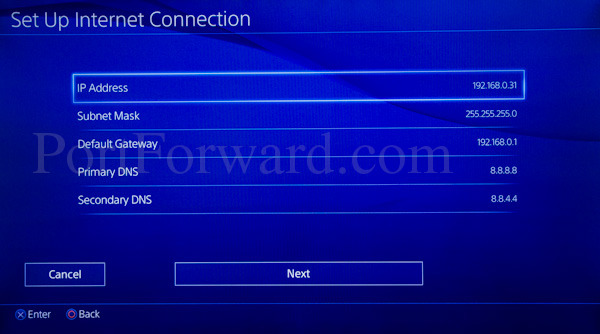 ps4-ip-address