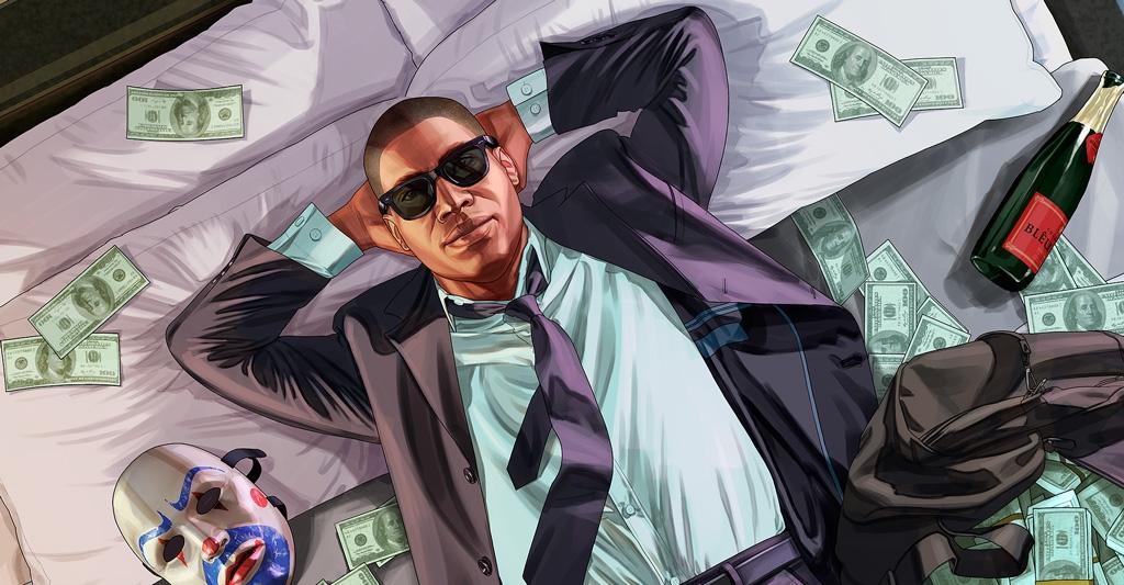 Обновление для GTA Online: утечка нового оружия из предстоящего апдейта «Грязные деньги: часть 2»