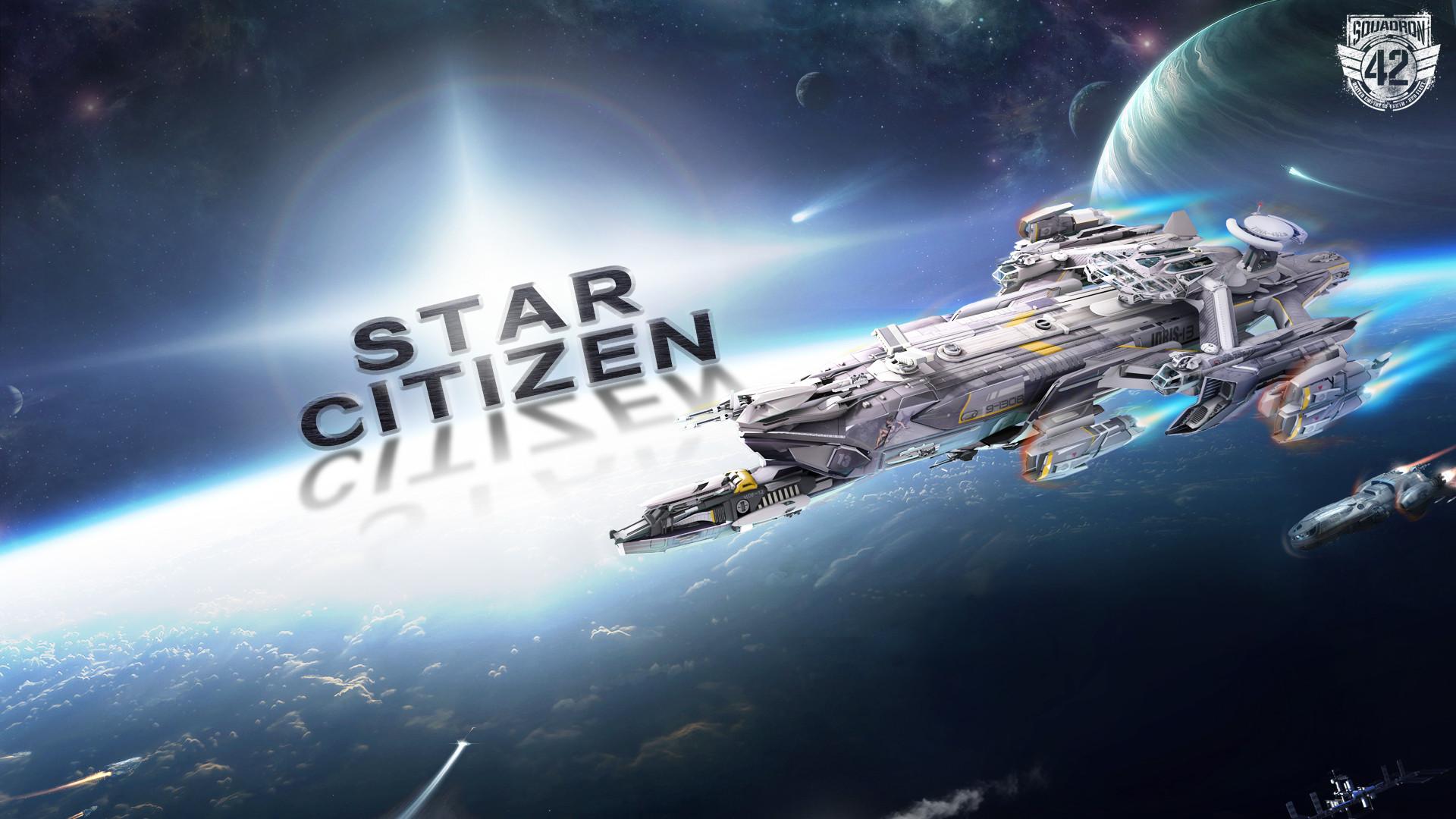 Социальный модуль для Star Citizen включает в себя корабли, магазины и пивные пабы