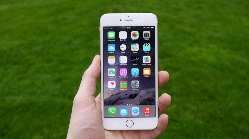 В iPhone 6 отсутствуют звуки