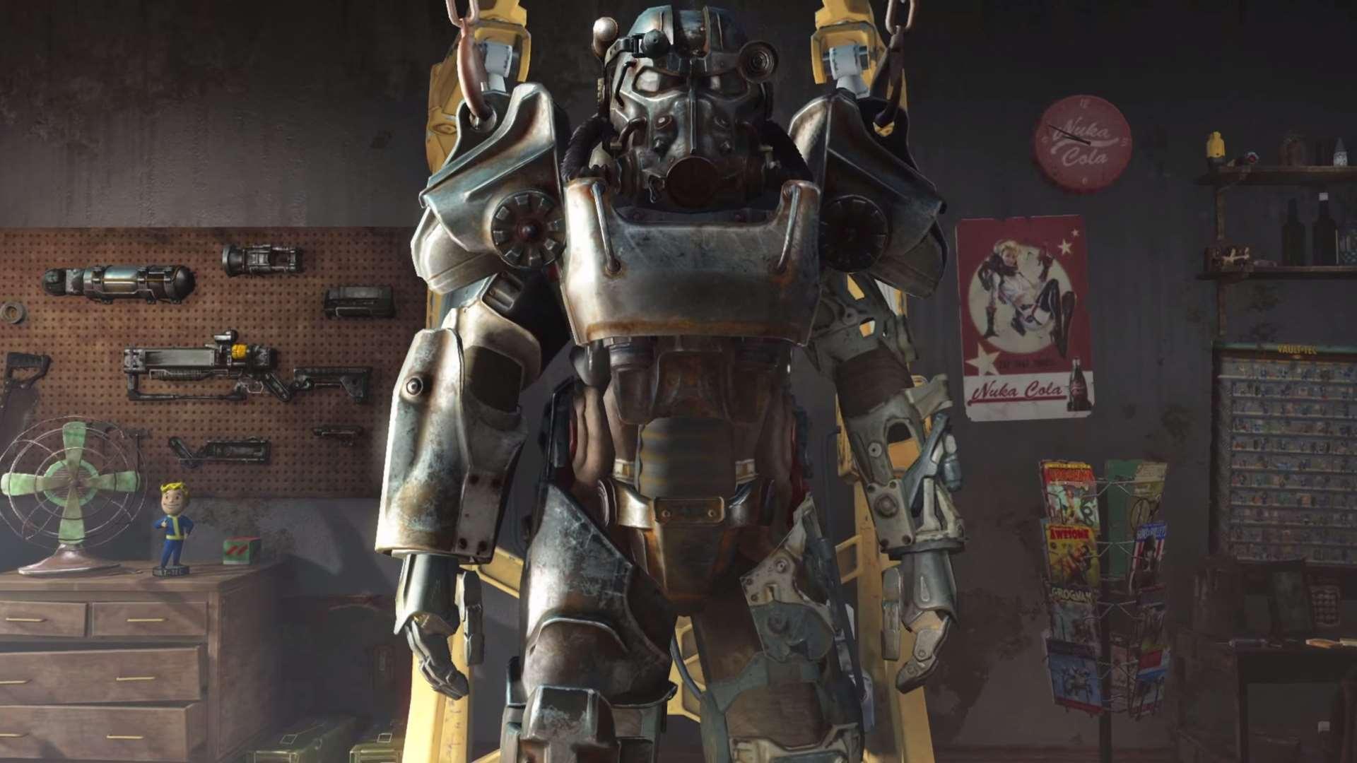 Предзаказ на Fallout 4 для PS4 будет содержать крутую тему оформления