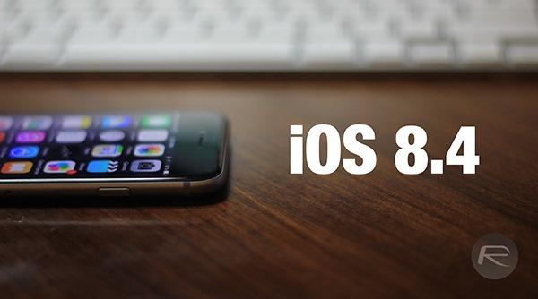 Как снизить версию прошивки iOS с 8.4.1 до 8.4