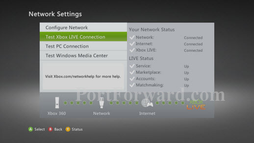 Xbox-360-Network-Settings-Test-Live