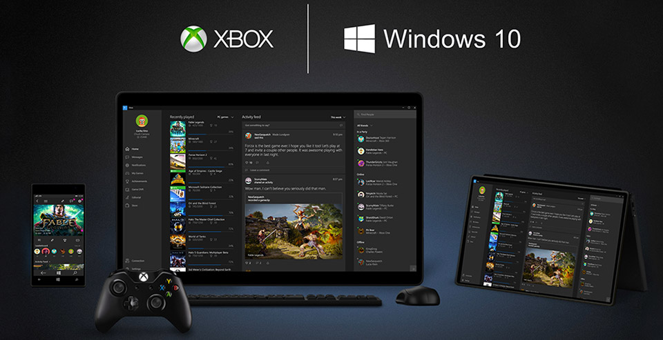 Как играть в игры Xbox One при помощи стрима изображения на компьютер Mac с установленной Windows 10