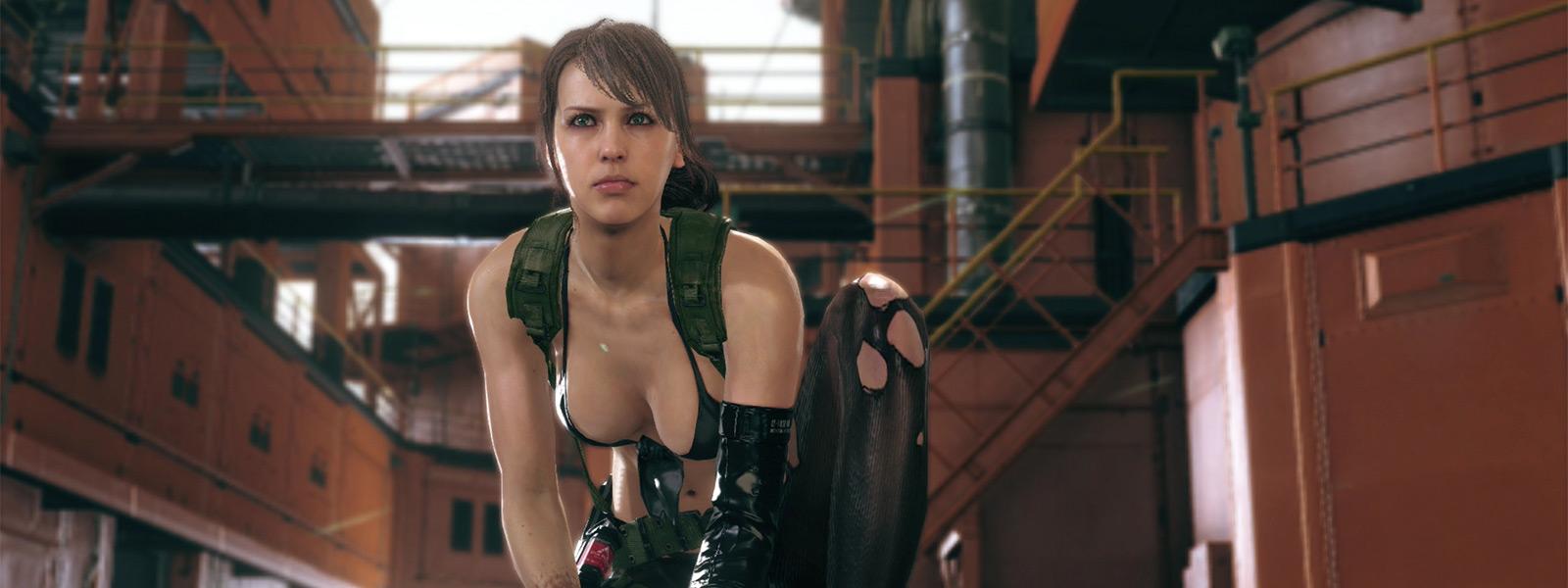 Metal Gear Solid 5: Как переманить Тихоню на свою сторону и брать ее на задания