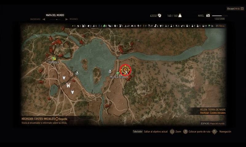 Как отыскать Рунописца в The Witcher 3: Hearts of Stone?