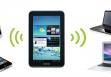 раздать мобильный интернет с Android