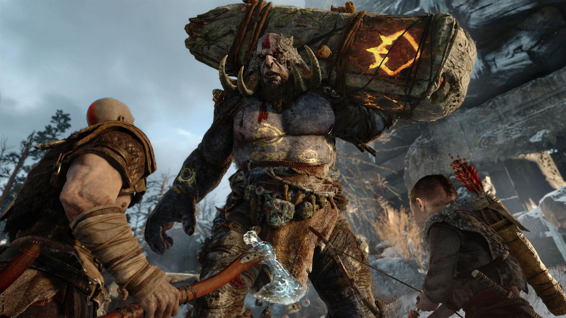 god of war 4 -