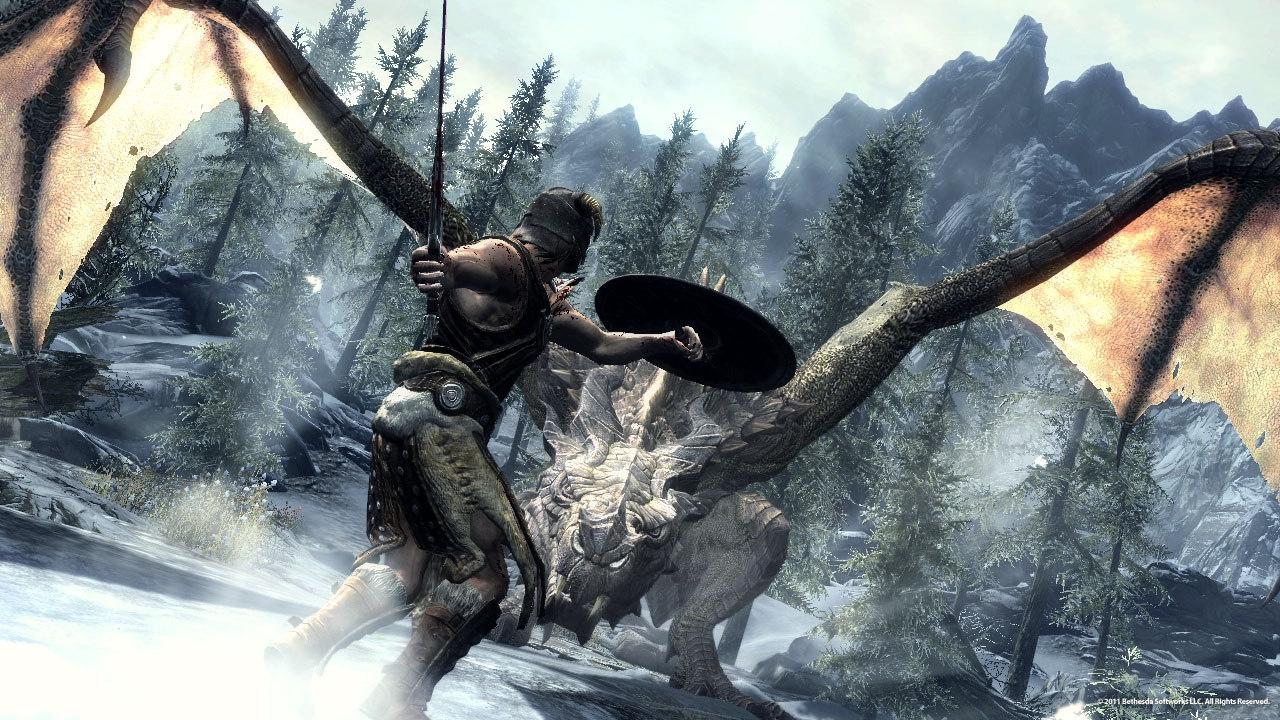 "The Elder Scrolls V: Skyrim"""