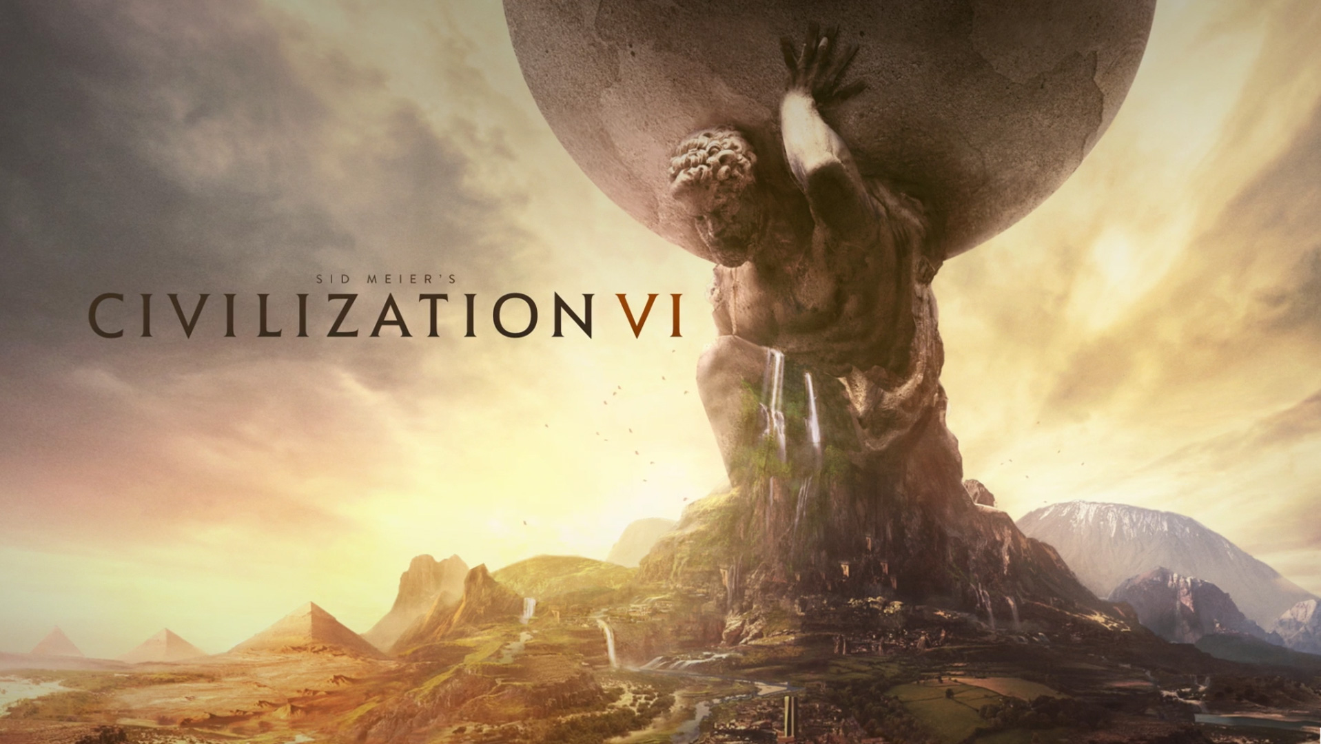 Sid Meier's Civilization VI не запускается