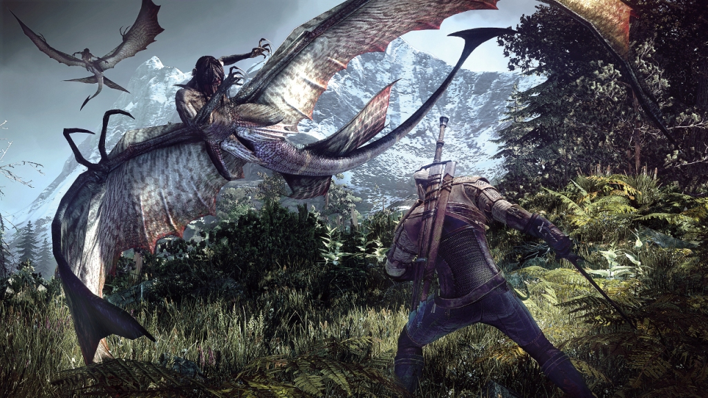 Дата выхода The Witcher 4