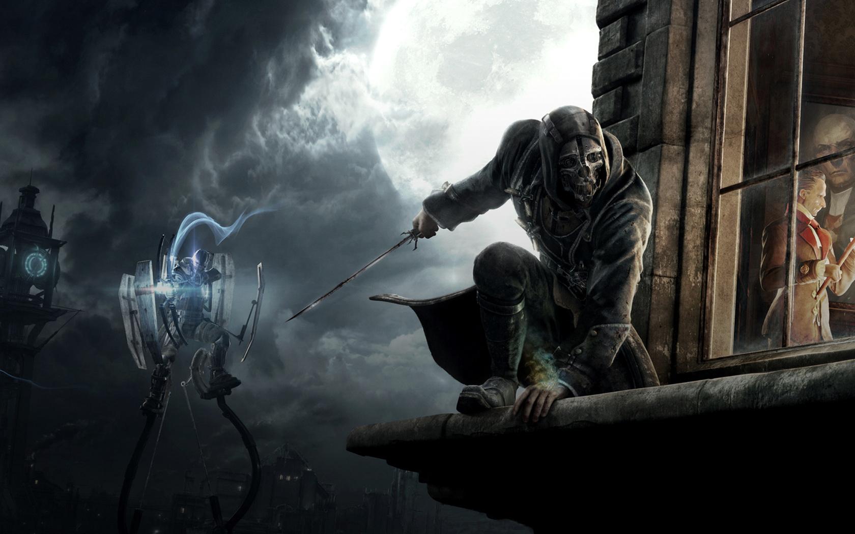 Дата выхода Dishonored 3