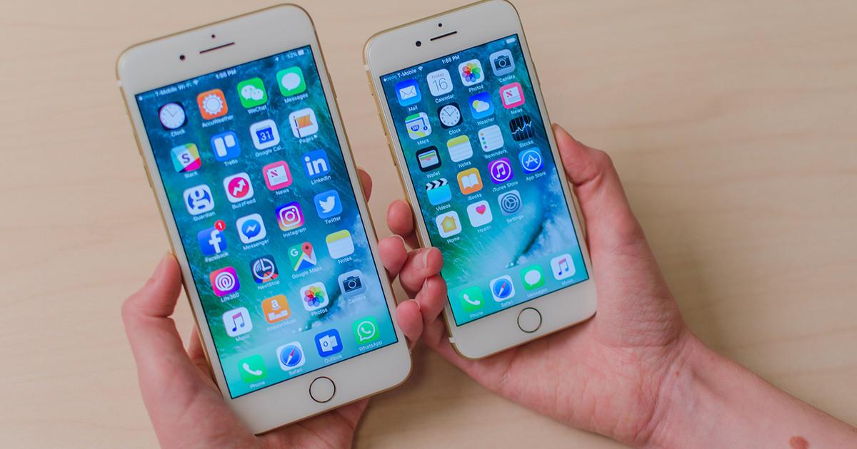 увеличить время работы iPhone 7 и iPhone 7 Plus