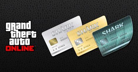 shark card gta online