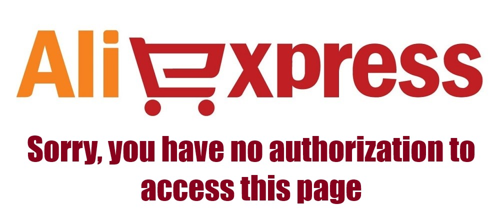 Sorry, you have no authorization to access this page