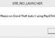 ERR_NO_LAUNCHER