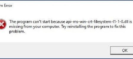 api-ms-win-crt-filesystem-l1-1-0.dll