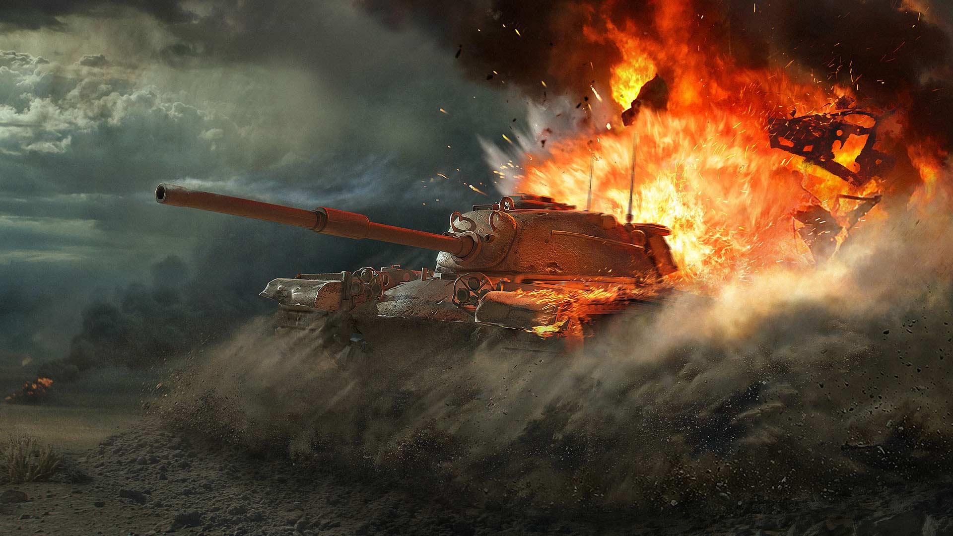 World of tanks: ну что, какой танк круче?