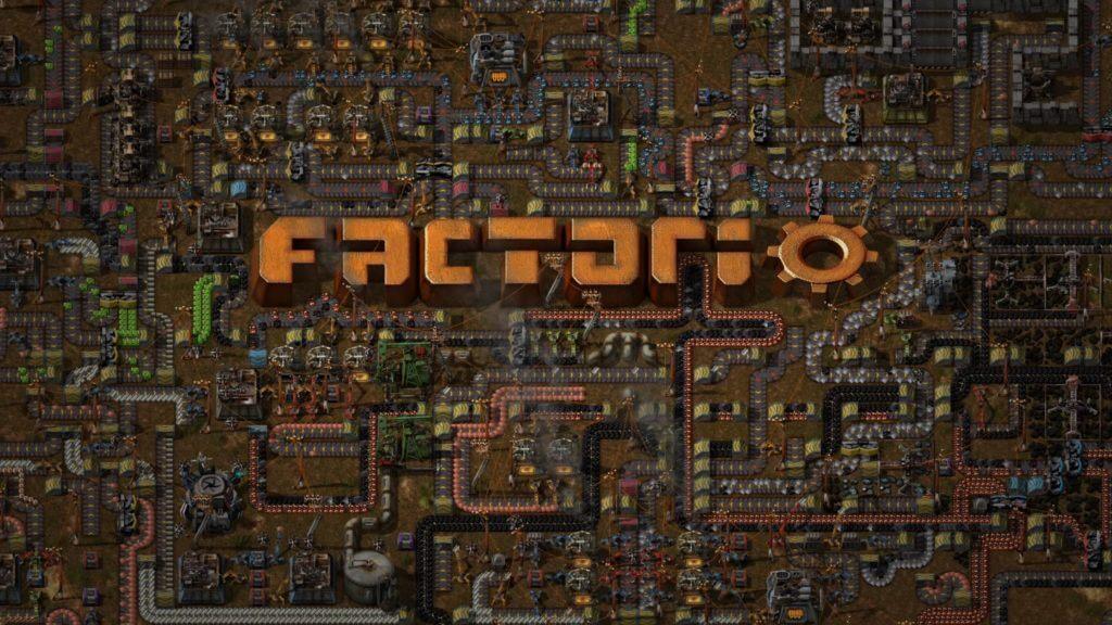Игра Factorio