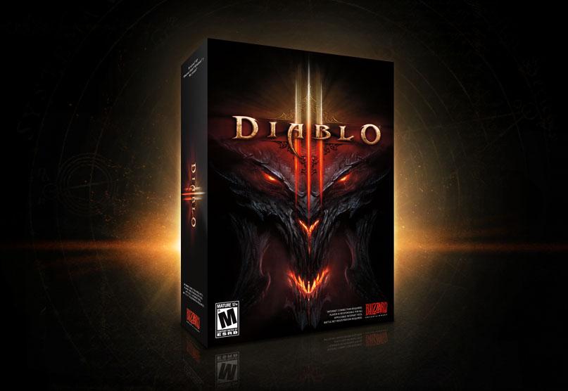 Diablo III от Blizzard зависает