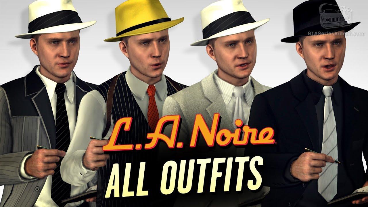 Игра LA-Noire