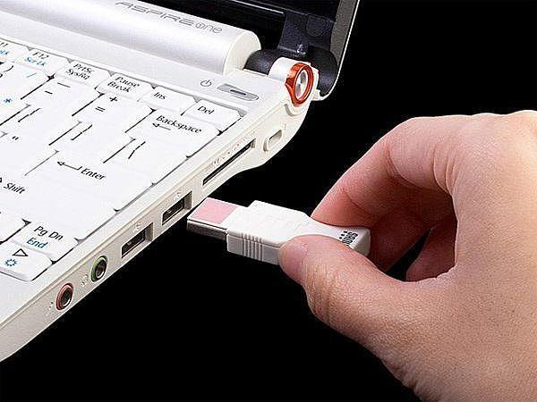 Не работает USB