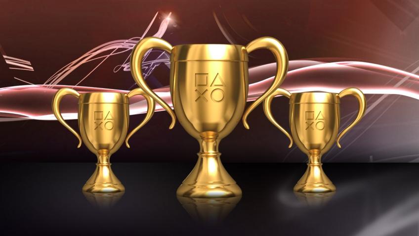 Удалить трофеи PlayStation 4