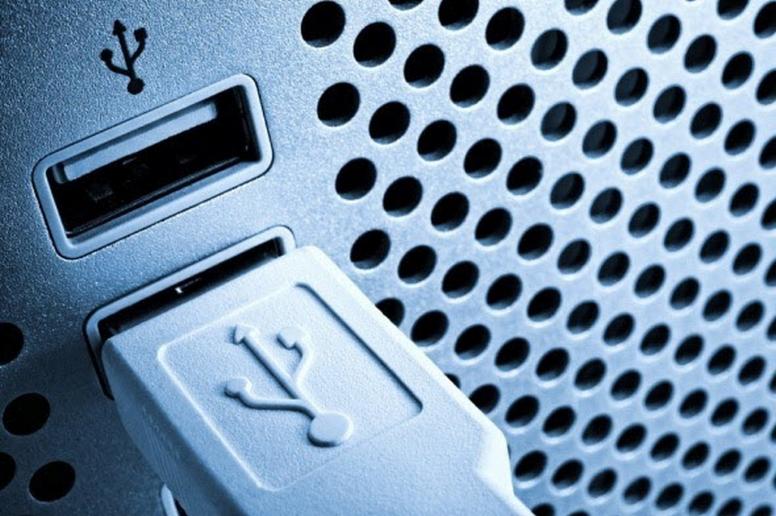 USB в компьютере