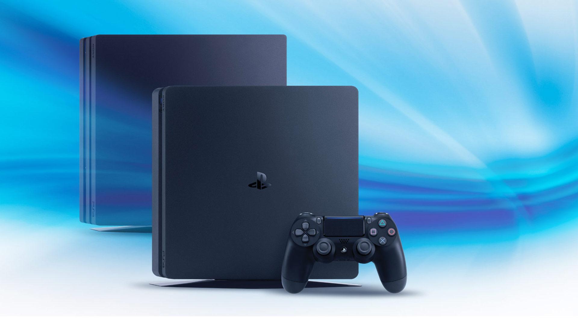 Обновить консоль PS4