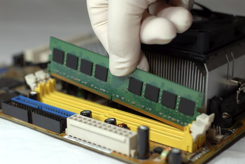 Проблемы с оперативной памятью
