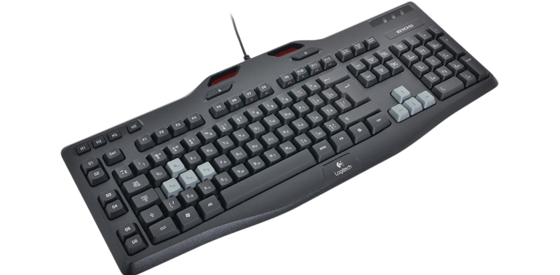 Logitech-Gaming-Keyboard-G105