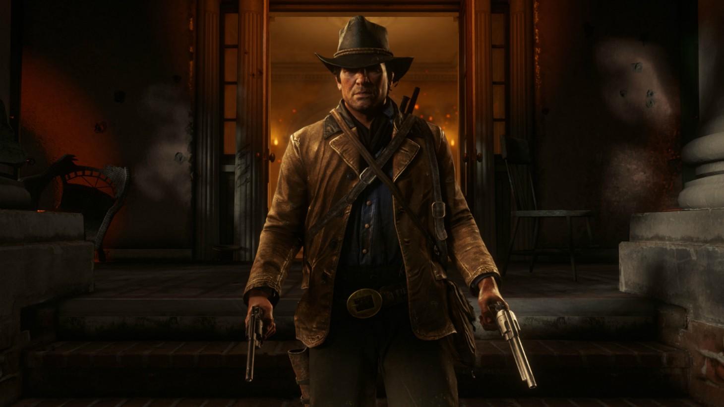Red Dead Redemption 2 на ПК: все слухи и все что известно на данный момент