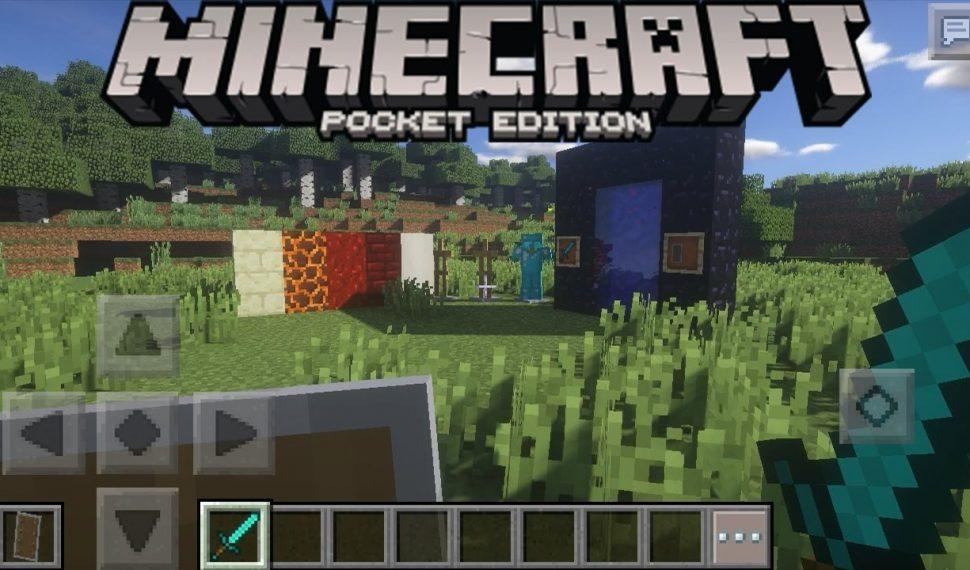 Скачать Minecraft Pocket Edition для Android