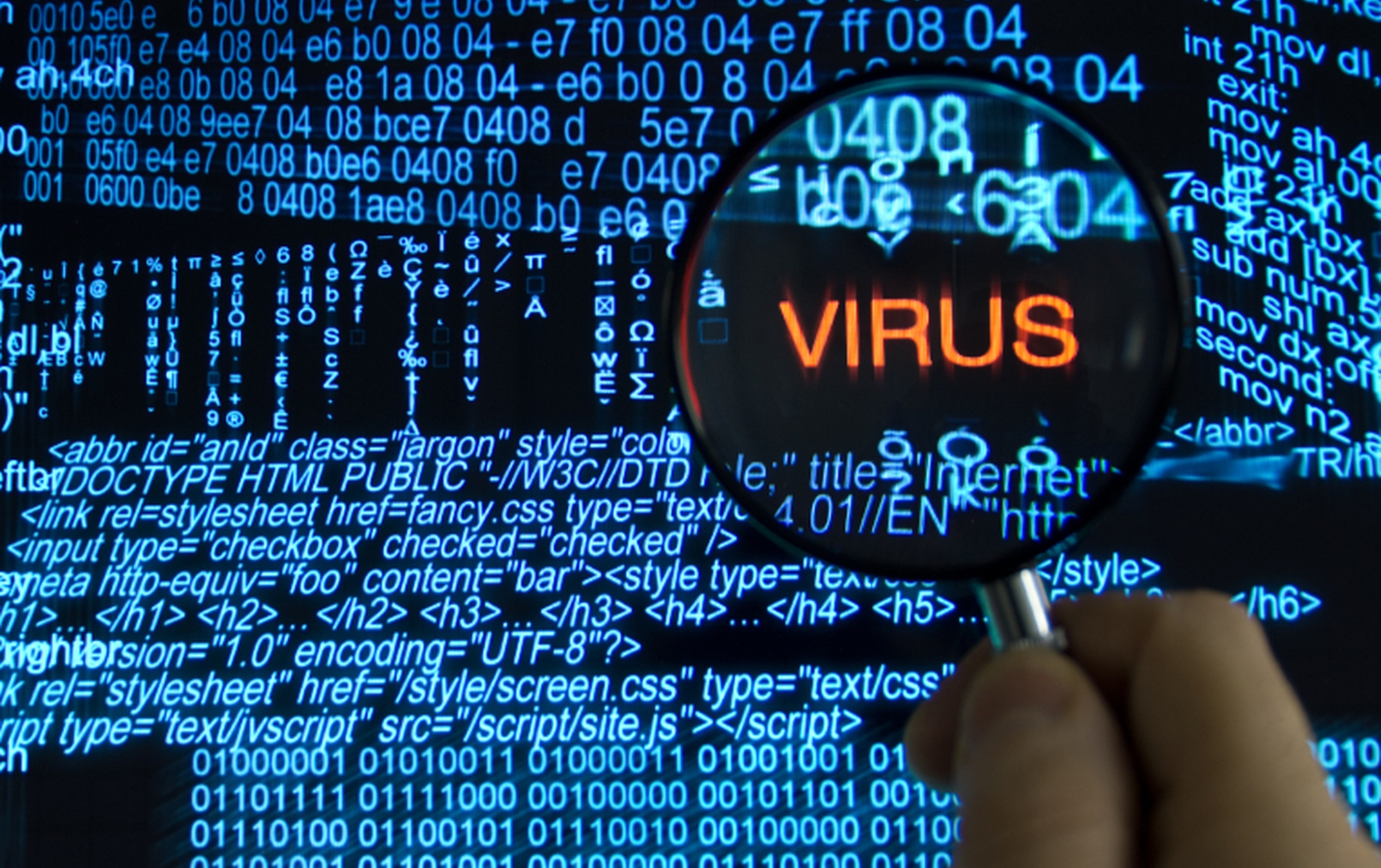 Софт для устранения вирусов