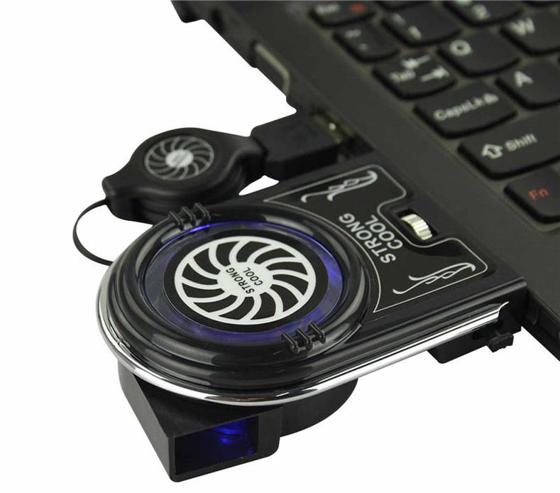 Вакуумный мини USB охладитель