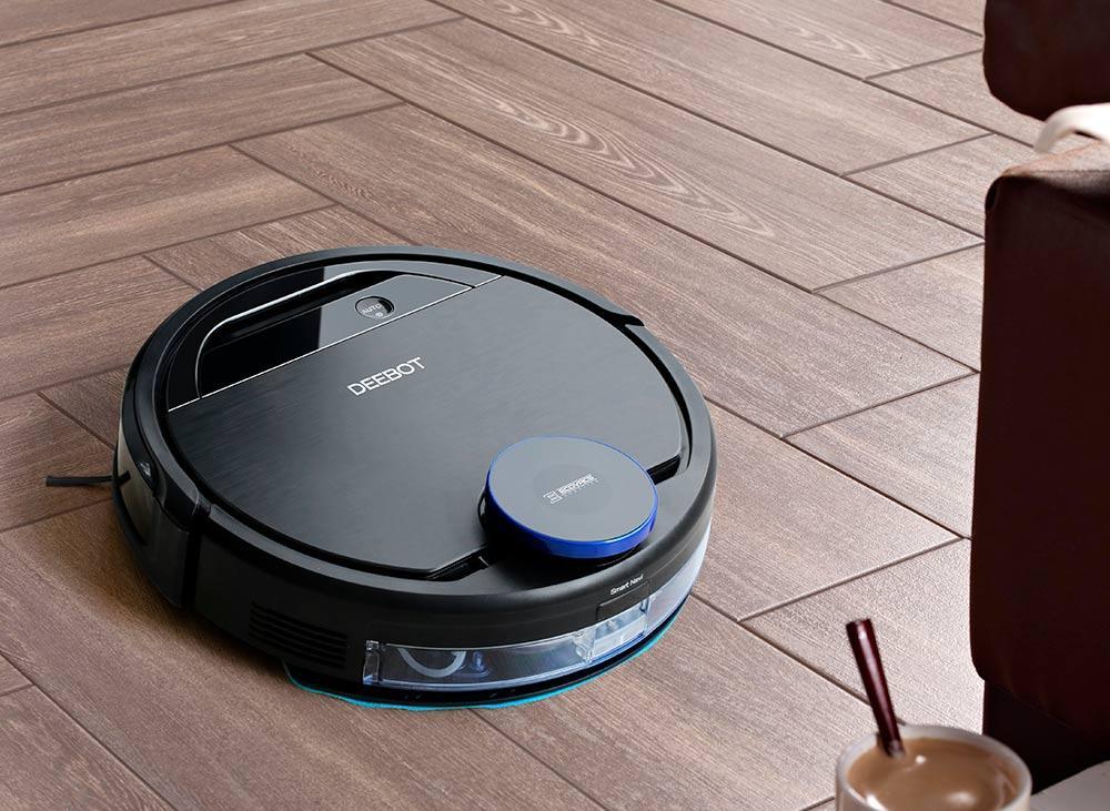 Роботы-пылесосы Ecovacs Deebot Ozmo 960