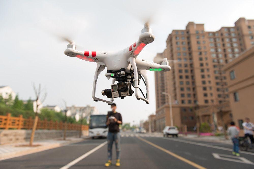 Регистрация дрона