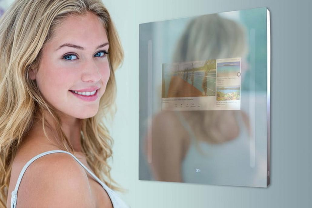 Умное зеркало Capstone Connected Home Smart Mirror
