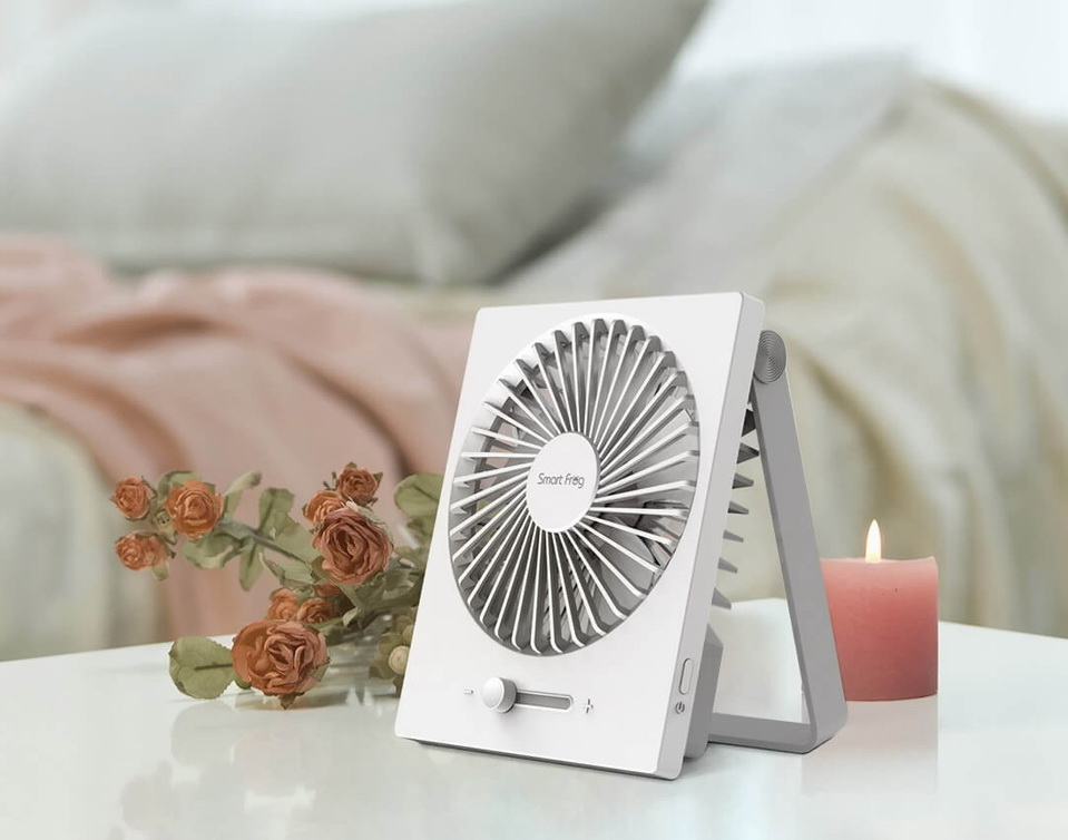 Умный вентилятор