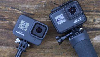 GoPro съемка
