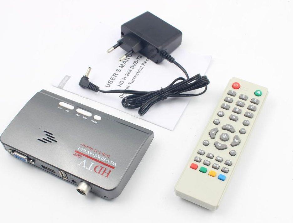 KEBIDUMEI VGA DVB-T2