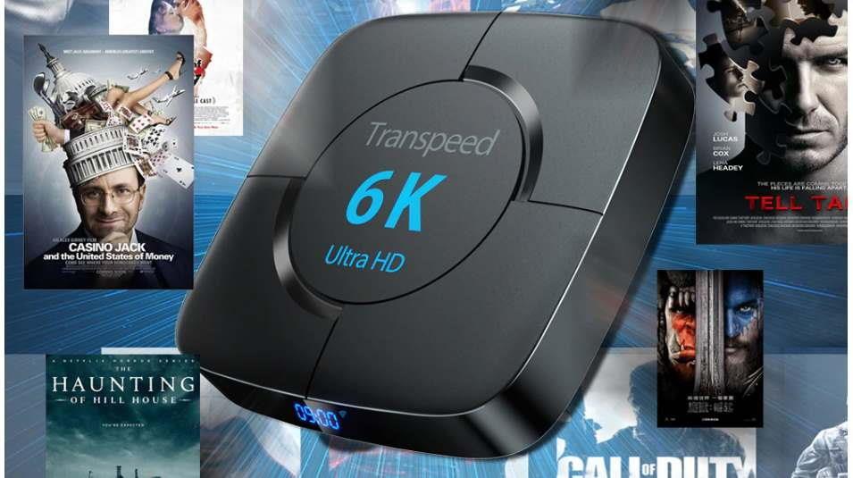 Transpeed 6K