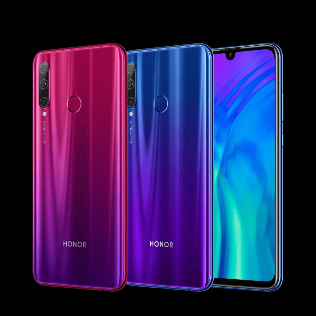 HONOR Смартфон 20 Lite 4/128 GB