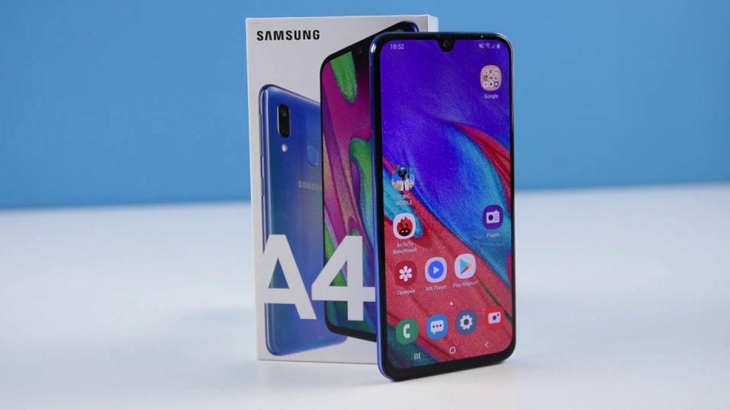 SAMSUNG Смартфон GALAXY A40 64 GB
