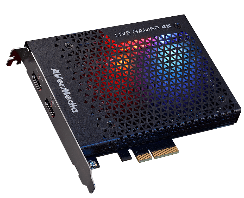 AVerMedia Technologies Live Gamer 4K GC573