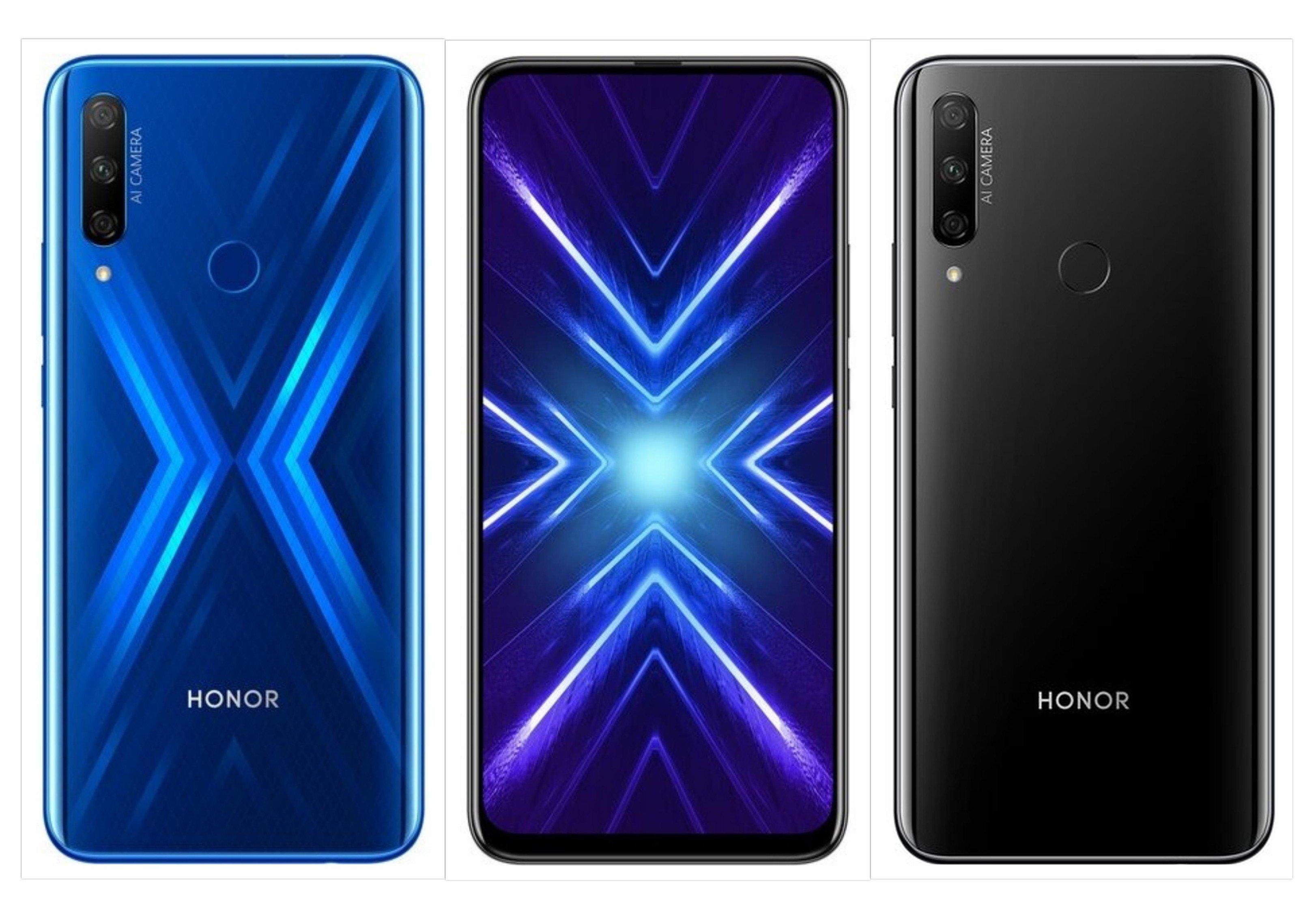 Honor 9X 4