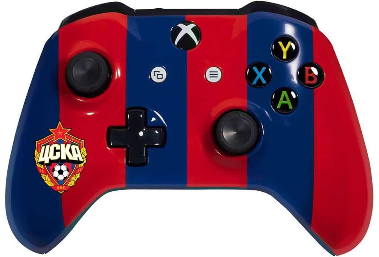RAINBO Xbox One Wireless Controller FC CSKA